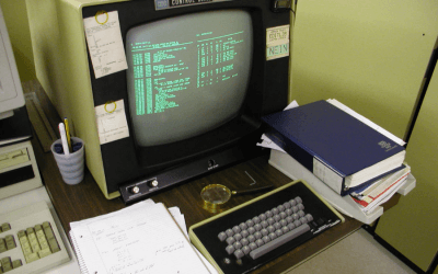 Very Old Computer
