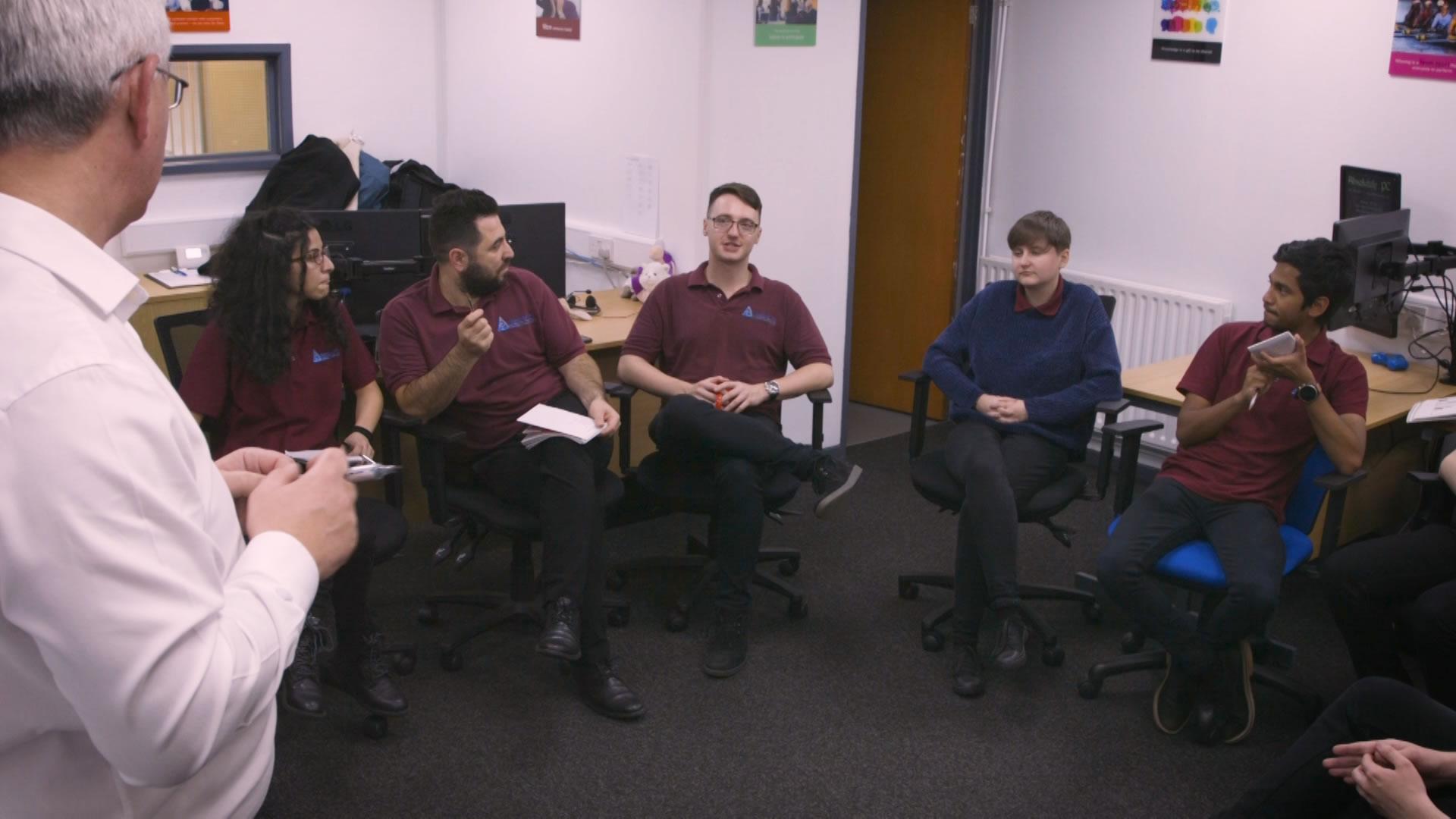 IT Team Meeting