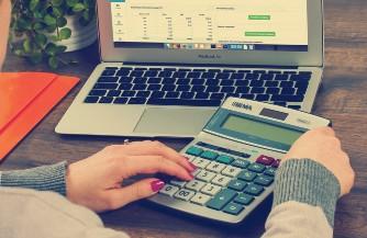 Secretary at an accountancy firm
